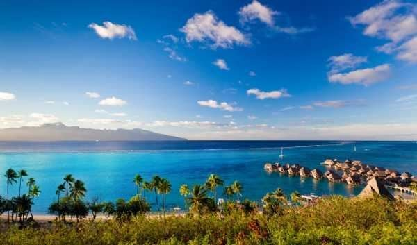 Tahiti: Papeete e Moorea - PF08