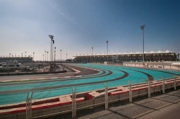 AUH02 - Formula 1 / Grand Prix Abu Dhabi...