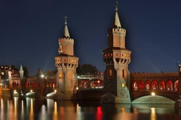 Berlim, Praga, Budapeste e Viena para Br...